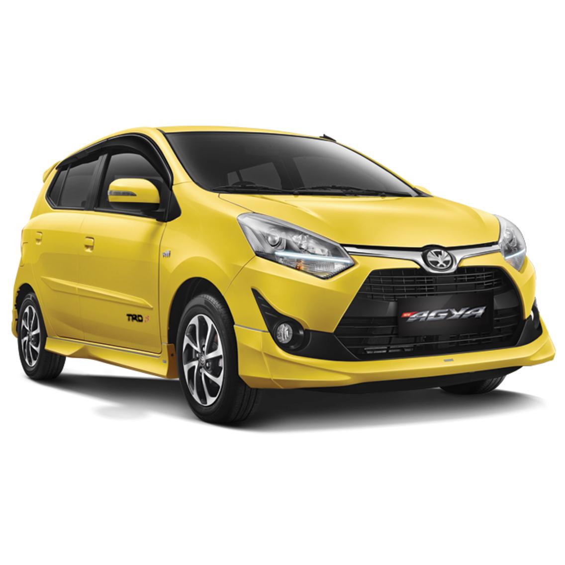 Kelebihan Harga Toyota Agya Harga